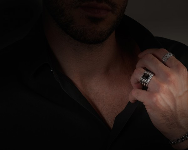 Мужские браслеты из золота от итальянского производителя