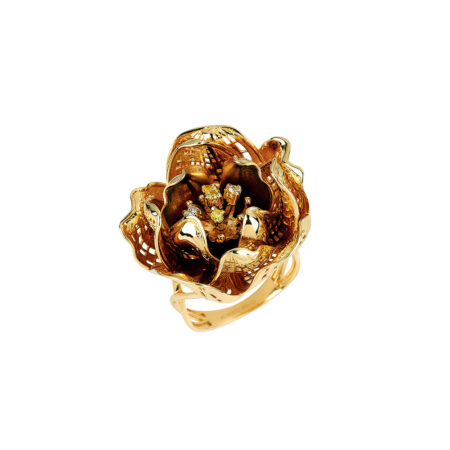 Кольцо Gallica от Roberto