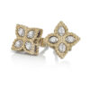 Ювелирный бренд Roberto Coin Коллекция Princess Flower Серьги ADR777EA0641_y