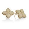 Ювелирный бренд Roberto Coin Коллекция Princess Flower Серьги AR777EA0642