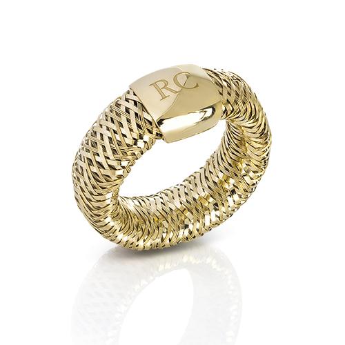 Ювелирный бренд Roberto Coin Коллекция Prima Vera Кольцо ADR555RI2387