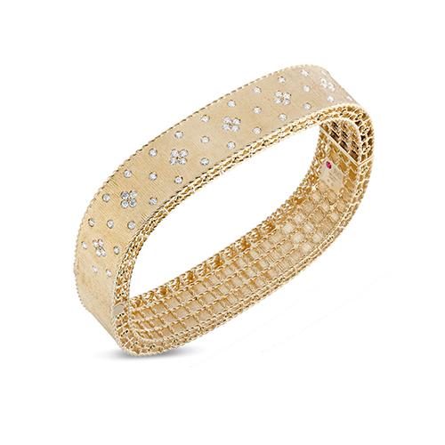 Ювелирный бренд Roberto Coin Коллекция Princess Браслет CAMEYA