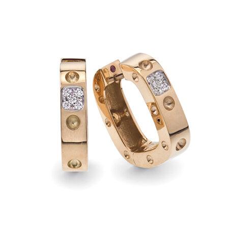 Ювелирный бренд Roberto Coin Коллекция Pois Moi Серьги ADR888EA0969_r