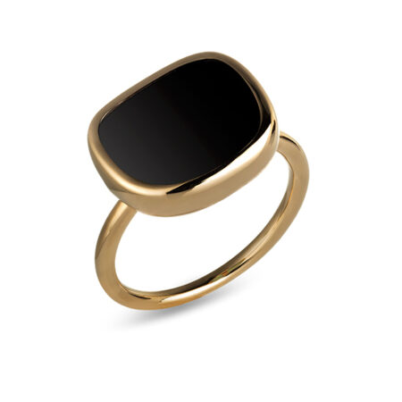 Ювелирный бренд Roberto Coin Коллекция Black Jade Кольцо ARV888RI1015