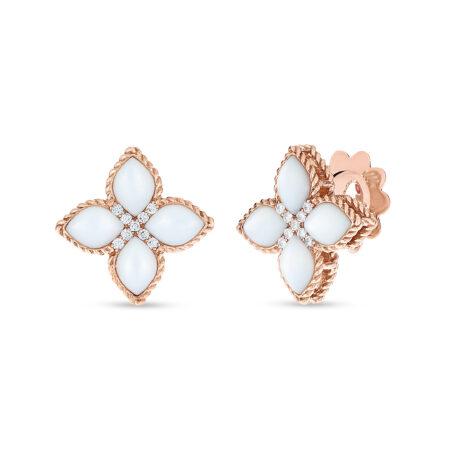 Ювелирный бренд Roberto Coin коллекция Princess Flower Серьги ADV888EA1570_r