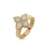 Ювелирный бренд Roberto Coin коллекция Princess Flower Кольцо ADR777RI0639_y