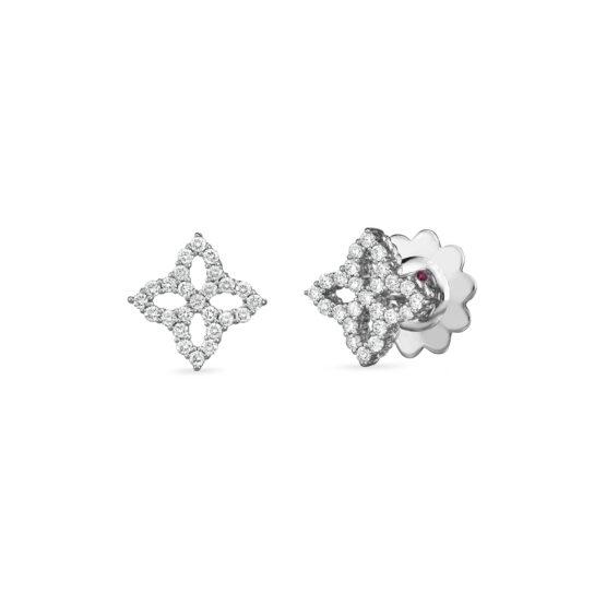 Ювелирный бренд Roberto Coin коллекция Diamonds Princess Серьги ADR888EA1496_SI