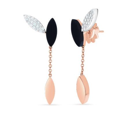 Ювелирный бренд Roberto Coin коллекция Petals Серьги ADV888EA1649