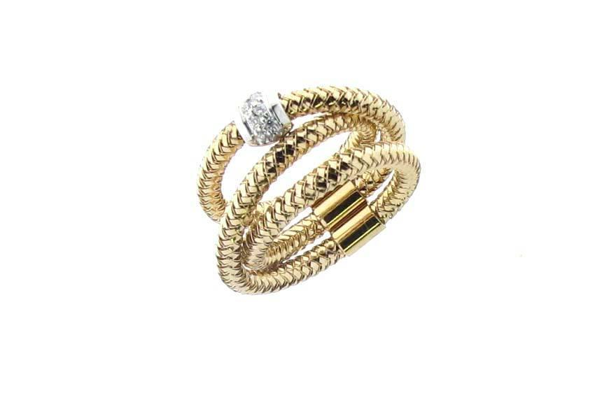 Кольцо из коллекции Prima Vera от Roberto Coin ADR555RI2135YW