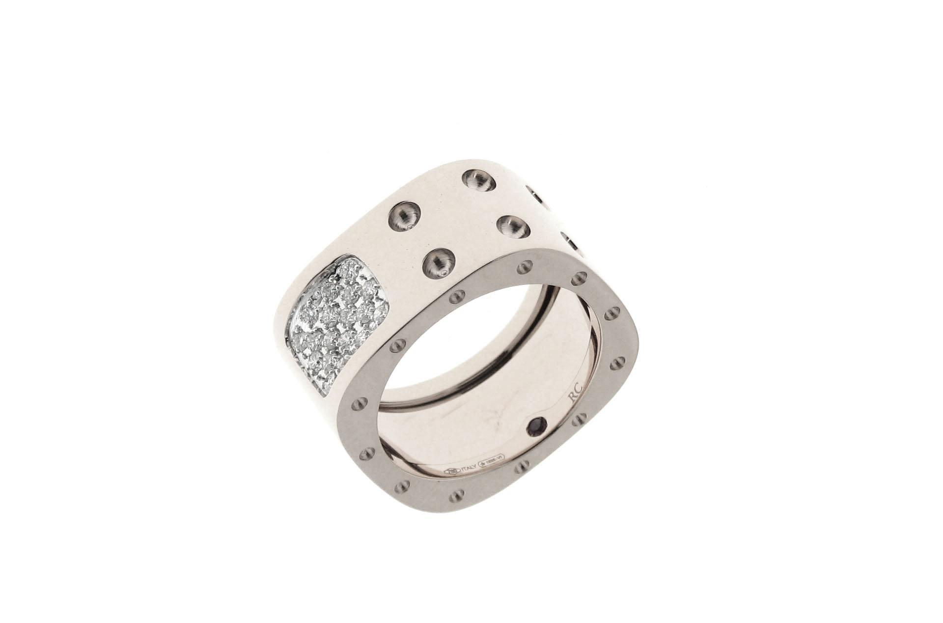 Бренд Roberto Coin коллекция Pois Moi кольцо ADR888RI0972