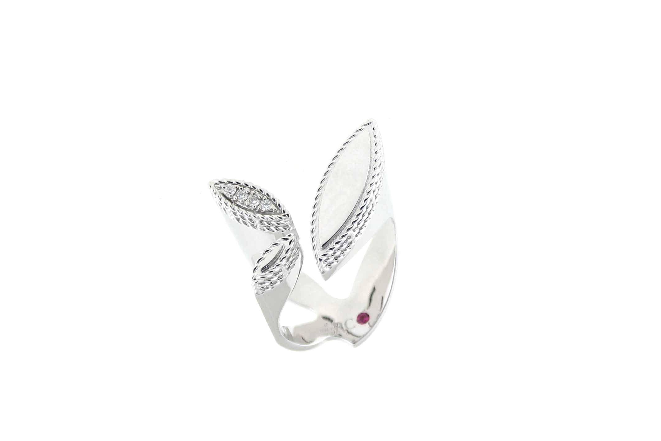 Roberto Coin кольцо из коллекции Princess Garden ADR777RI1161W