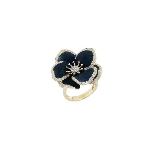 Кольцо из коллекции Capri Azzura бренд Roberto Bravo