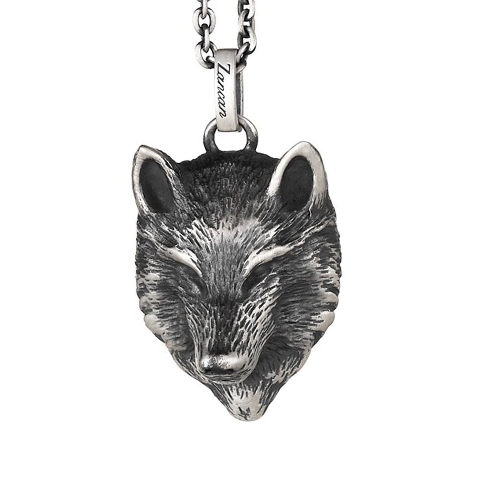 Колье Волк из коллекции Vintage