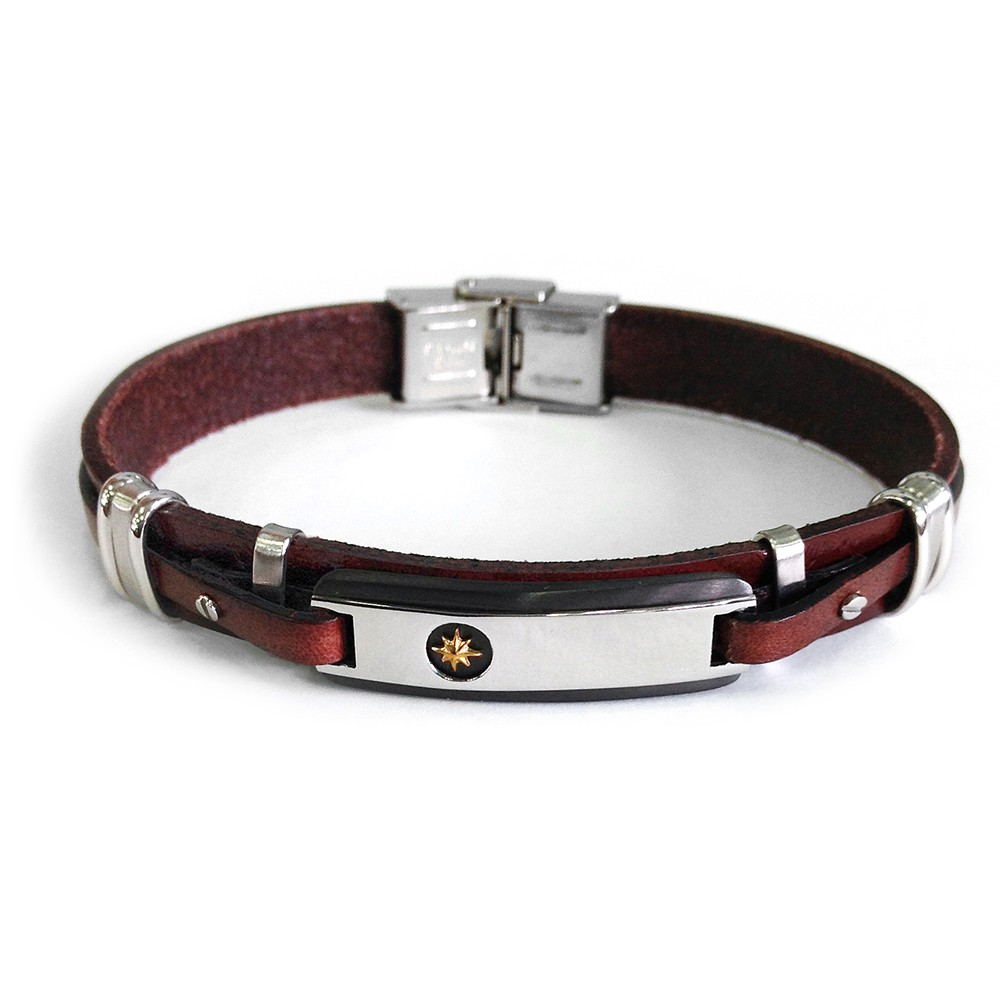 leather-bracelet-with-plate-and-steel-inserts (1)