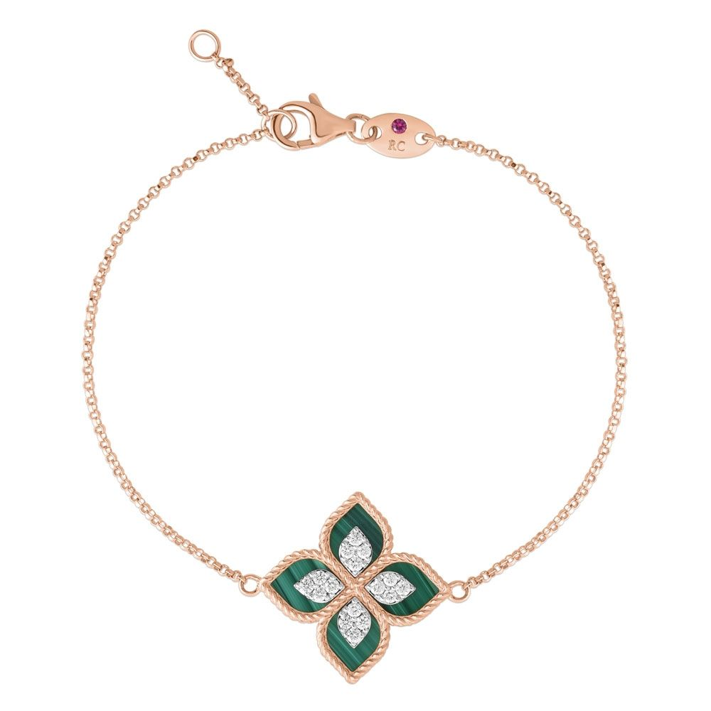 princess-flower-bracelet-in-18kt-rose-gold-with-malachite-diamonds