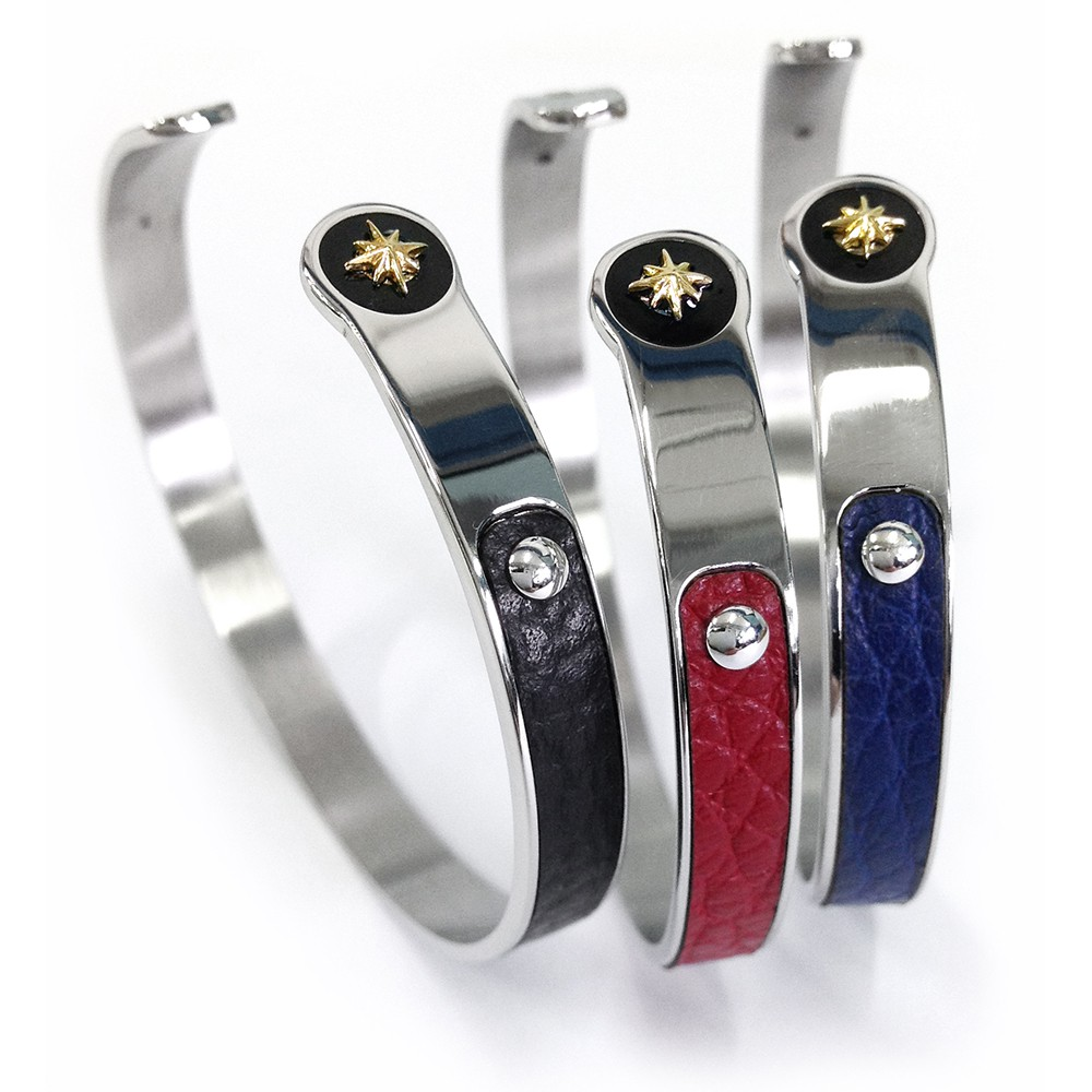 steel-bangle-with-leather (1)