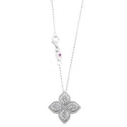 Naszyjnik-Roberto-Coin-Princess-Flower-biale-zloto-ADR777CL0652
